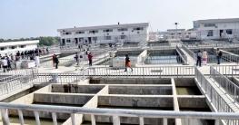 শেখ রাসেল পানি শোধনাগার প্রকল্পের উদ্বোধন রোববার