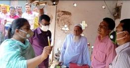 দেবহাটায় চালের দাম বৃদ্ধির ঘটনায় দুই ব্যবসায়ীকে জরিমানা