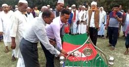 চন্দনপুরে মুক্তিযোদ্ধা সোহরাব উদ্দিন রাষ্ট্রীয় মর্যাদায় দাফন