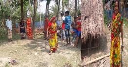 দেবহাটায় সরকারি নির্দেশ অমান্য করে জমি দখলের চেষ্টা