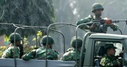 রাজধানীতে সচেতনতা কার্যক্রম চালাচ্ছে সেনাবাহিনী