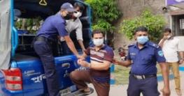 শ্যামনগরে হিন্দু ছাত্রীকে ধর্মান্তরিত করে বিয়ে: শিক্ষক আটক
