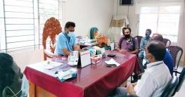 কালিগঞ্জে প্রতিবন্ধী সুবিধাভোগীদের লিংকেজ বিষয়ক সভা
