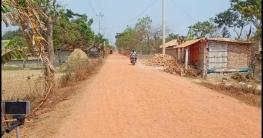 শ্যামনগরে ৩ বছর ধরেও কৈখালী উপজেলা সড়কটি সম্পন্ন হলো না
