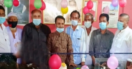 দেবহাটার নওয়াপাড়ায় আওয়ামী লীগের প্রতিষ্ঠা বার্ষিকীতে পালন