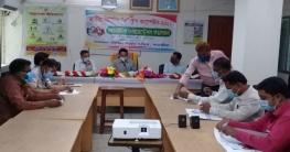 সাতক্ষীরায় জাতীয় ভিটামিন 'এ' প্লাস ক্যাম্পেন উপলক্ষে কর্মশালা