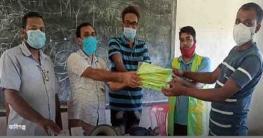 কালিগঞ্জে করোনা এক্সপার্ট টিমের প্রশিক্ষণ ও পোষাক বিতরণ