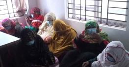 সাতক্ষীরায় গোপন বৈঠকের সময় জামায়াতের ১০ নারী কর্মী আটক