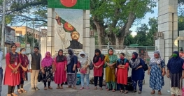 দেশে ফিরলেন ভারতে পাচার হওয়া ১২ নারী