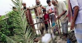কবর থেকে তরুণীর মরদেহ বের করে রাখে দুর্বৃত্তরা