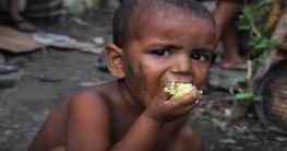 ভারত পাকিস্তানের চেয়ে ক্ষুধার্ত কম বাংলাদেশে